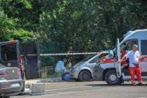 omicidio / suicidio giardino di roma