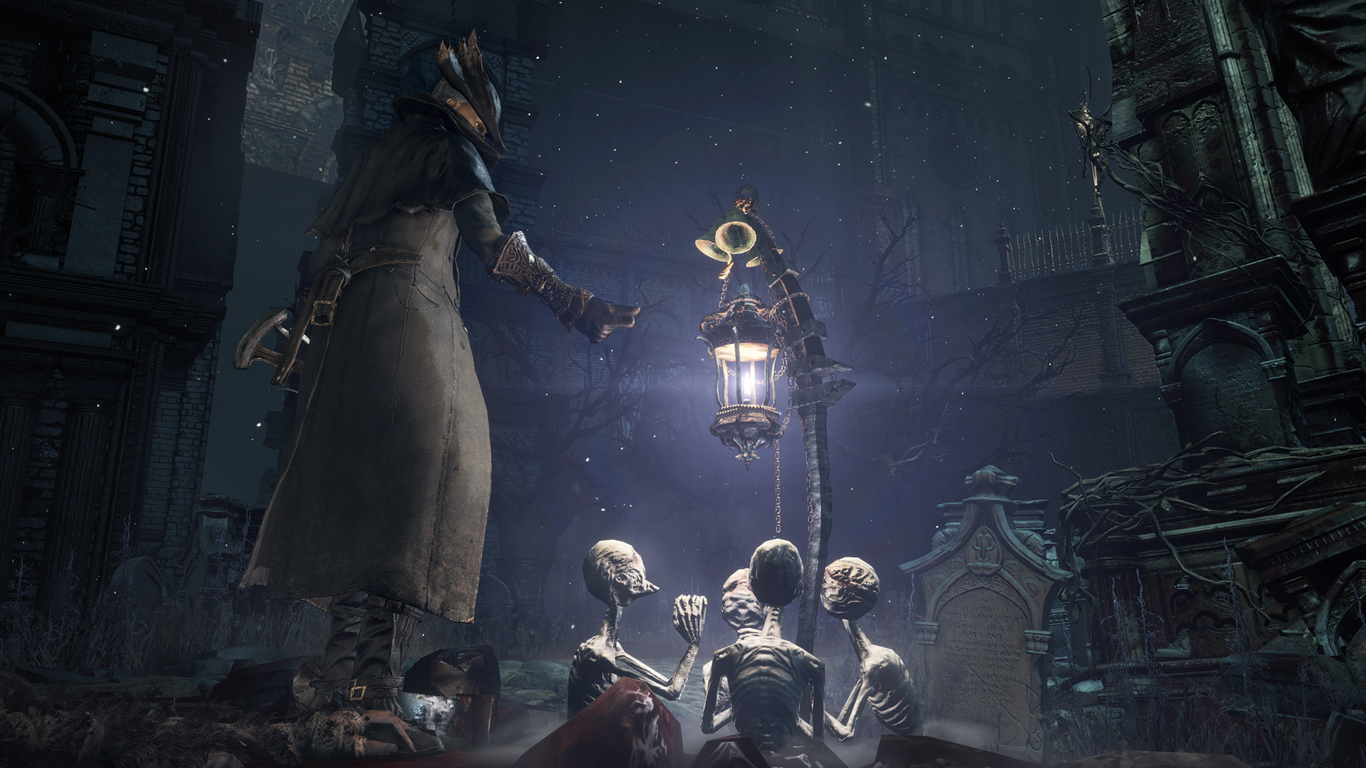 Bloodborne patch 1.05 in arrivo